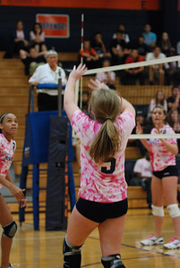 Oswego East Vs Oswego  (Volley for the Cure) 046