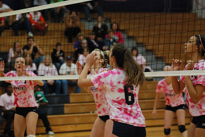 Oswego East Vs Oswego  (Volley for the Cure) 127