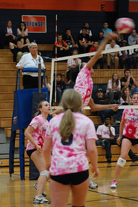 Oswego East Vs Oswego  (Volley for the Cure) 047