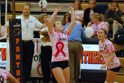 Oswego East Vs Oswego  (Volley for the Cure) 002