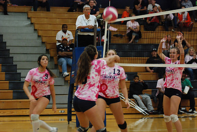 Oswego East Vs Oswego  (Volley for the Cure) 132