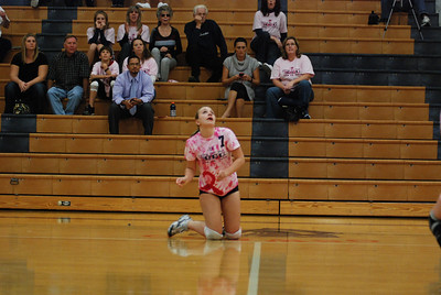 Oswego East Vs Oswego  (Volley for the Cure) 107