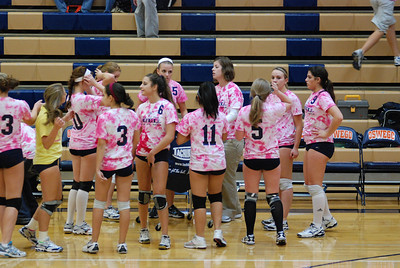 Oswego East Vs Oswego  (Volley for the Cure) 007