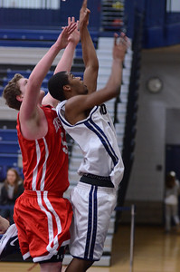 Oswego East boys basketball Vs Hinsdale Central 2012 074
