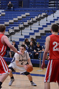 Oswego East boys basketball Vs Hinsdale Central 2012 036