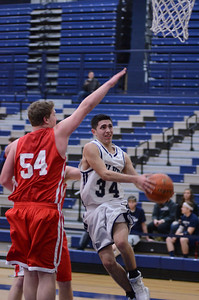 Oswego East boys basketball Vs Hinsdale Central 2012 062