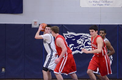 Oswego East boys basketball Vs Hinsdale Central 2012 053