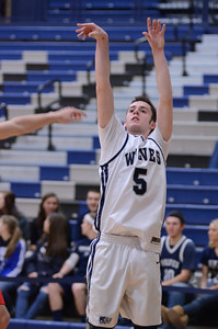 Oswego East boys basketball Vs Hinsdale Central 2012 049
