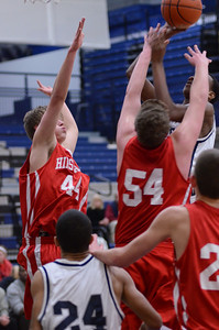 Oswego East boys basketball Vs Hinsdale Central 2012 022