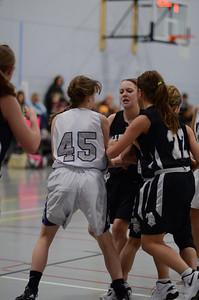 OE girls basketball Vs Kaneland 225
