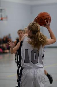 OE girls basketball Vs Kaneland 218