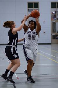 OE girls basketball Vs Kaneland 186