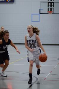 OE girls basketball Vs Kaneland 220
