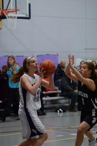 OE girls basketball Vs Kaneland 197