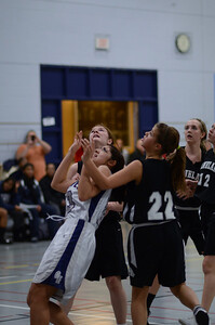 OE girls basketball Vs Kaneland 213