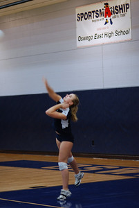 Oswego East Vs  Plainfield So  Volleyball (2011) 067