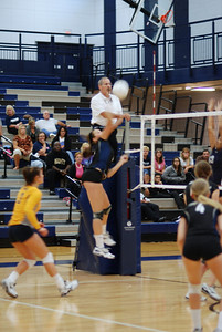 Oswego East Vs  Plainfield So  Volleyball (2011) 220
