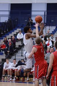 Oswego East boys basketball Vs Hinsdale Central 2012 133