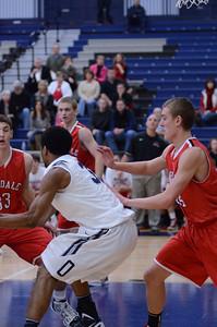 Oswego East boys basketball Vs Hinsdale Central 2012 136