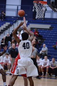 Oswego East boys basketball Vs Hinsdale Central 2012 130