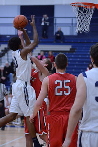 Oswego East boys basketball Vs Hinsdale Central 2012 145
