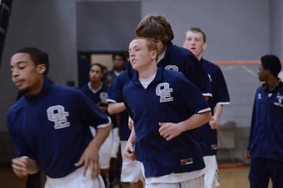 Oswego East boys basketball Vs Hinsdale Central 2012 102