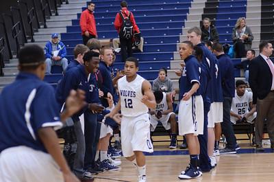 Oswego East boys basketball Vs Hinsdale Central 2012 111
