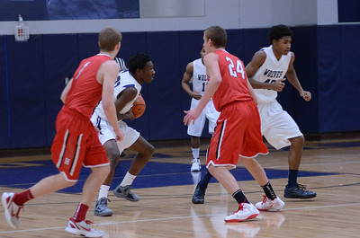 Oswego East boys basketball Vs Hinsdale Central 2012 141