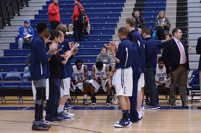 Oswego East boys basketball Vs Hinsdale Central 2012 110