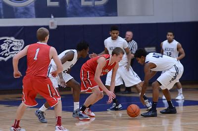Oswego East boys basketball Vs Hinsdale Central 2012 139