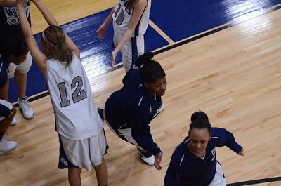 Oswego East girls basketball Vs Plainfield South 2012 275