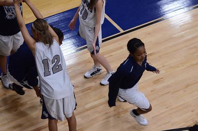 Oswego East girls basketball Vs Plainfield South 2012 276