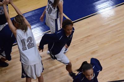 Oswego East girls basketball Vs Plainfield South 2012 273