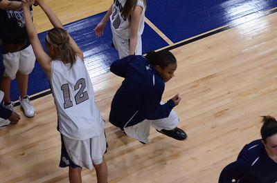 Oswego East girls basketball Vs Plainfield South 2012 278