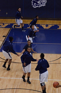 Oswego East girls basketball Vs Plainfield South 2012 283