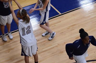 Oswego East girls basketball Vs Plainfield South 2012 281