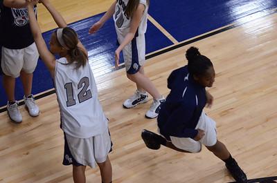Oswego East girls basketball Vs Plainfield South 2012 280