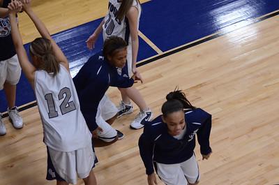 Oswego East girls basketball Vs Plainfield South 2012 272