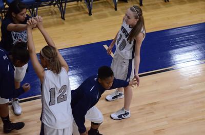 Oswego East girls basketball Vs Plainfield South 2012 267