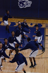 Oswego East girls basketball Vs Plainfield South 2012 288