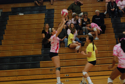 Oswego East Vs Oswego  (Volley for the Cure) 434