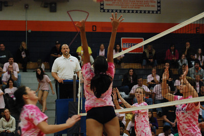 Oswego East Vs Oswego  (Volley for the Cure) 441