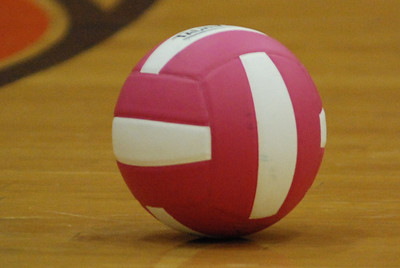 Oswego East Vs Oswego  (Volley for the Cure) 450