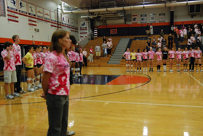 Oswego East Vs Oswego  (Volley for the Cure) 427