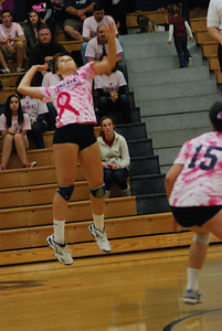 Oswego East Vs Oswego  (Volley for the Cure) 449