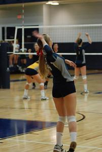 Oswego East Girls Volleyball Vs Plainfield Central 1012