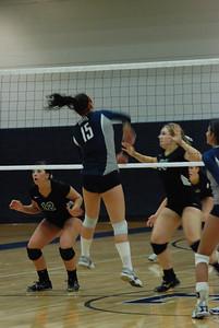 Oswego East Girls Volleyball Vs Plainfield Central 1004
