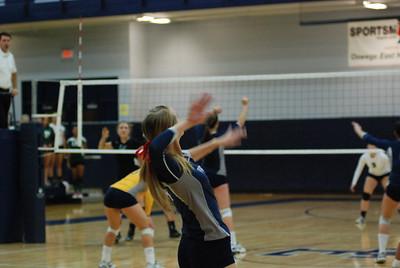 Oswego East Girls Volleyball Vs Plainfield Central 1018