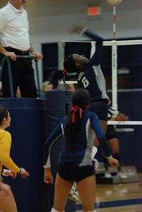 Oswego East Girls Volleyball Vs Plainfield Central 1005