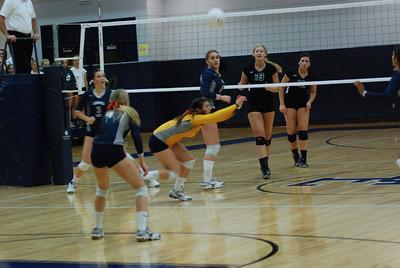 Oswego East Girls Volleyball Vs Plainfield Central 1020
